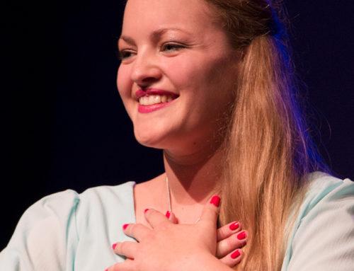 NELA ŠARIĆ, A YOUNG PROMISE OF OPERA MUSIC