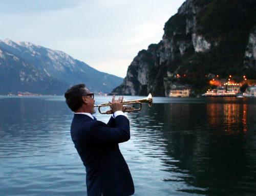 Mauro Maur @musicaRivafestival – L'Alba sul Garda