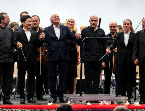 Isaac Karabtchevsky presenta i giovani direttori